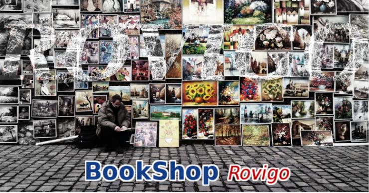 Trova tutti gli strumenti per la Tua creatività a Rovigo da BookShop per la Scuola dei Tuoi figli e per il Tuo tempo libero