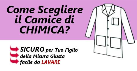 Come Scegliere il Camice di Chimica a Rovigo? Te lo spiega Alessandro Zelante di BookShopRO.it cartolibreria a Rovigo